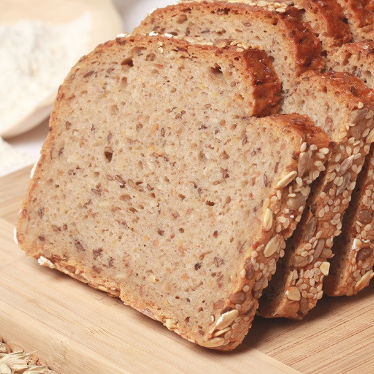 Whole Wheat Bread Low Carb  Low Carb Whole Wheat Bread