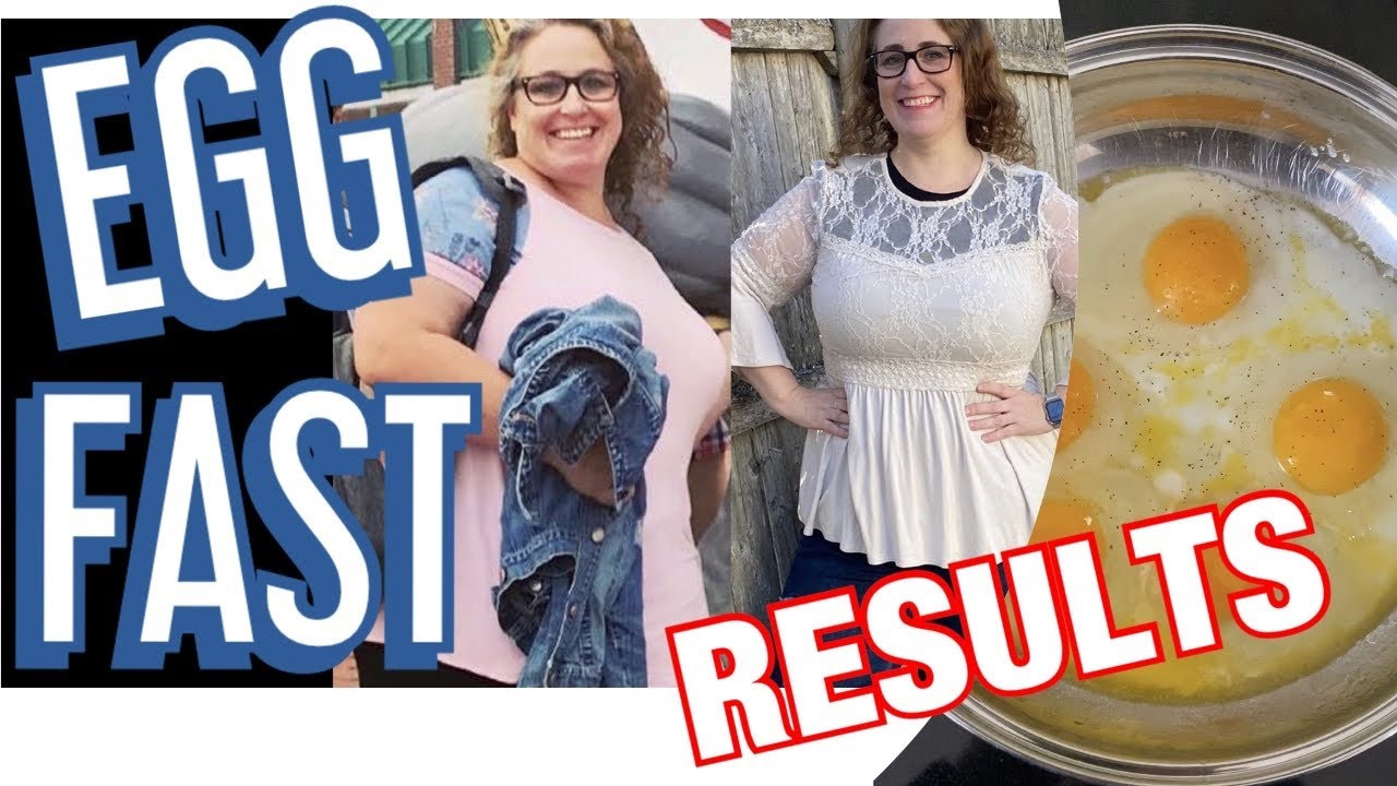 3 Day Ketosis Diet  MY 3 DAY KETO DIET EGG FAST RESULTS