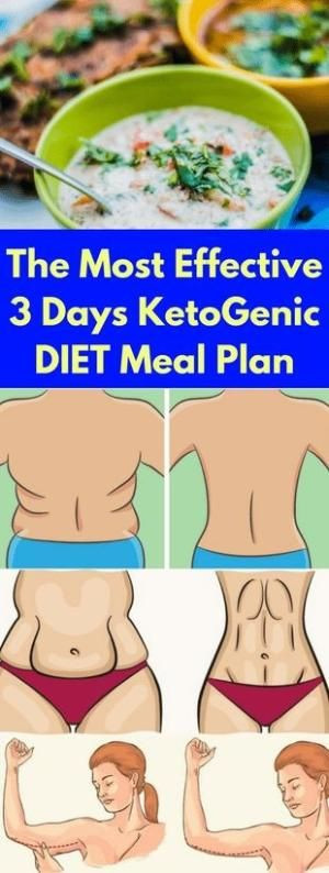 3 Day Ketosis Diet  The Most Effective 3 Days KetoGenic DIET Meal Plan