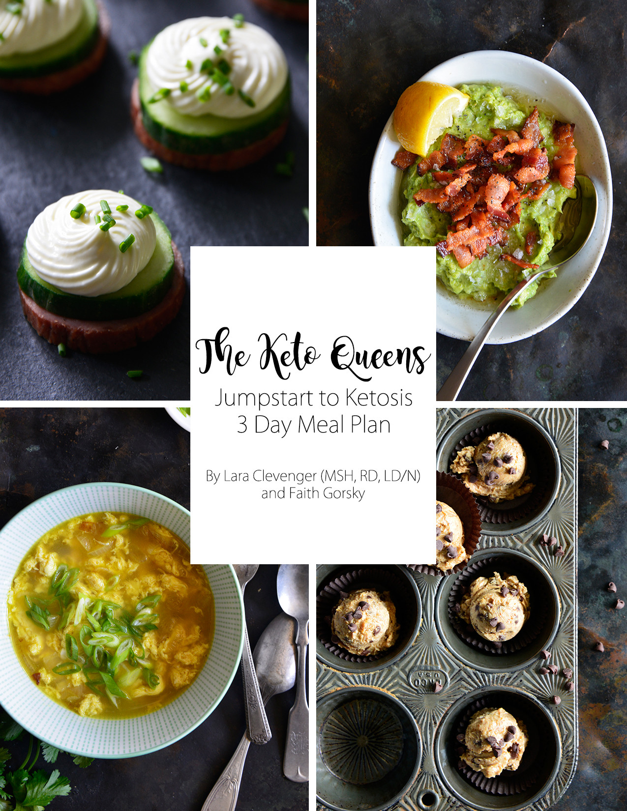 3 Day Ketosis Diet  Jumpstart to Ketosis 3 Day Meal Plan The Keto Queens