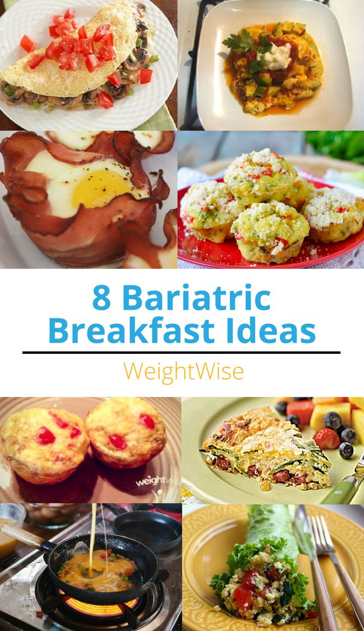 Bariatric Breakfast Recipes Weight Loss Surgery  The 25 best Vsg surgery ideas on Pinterest