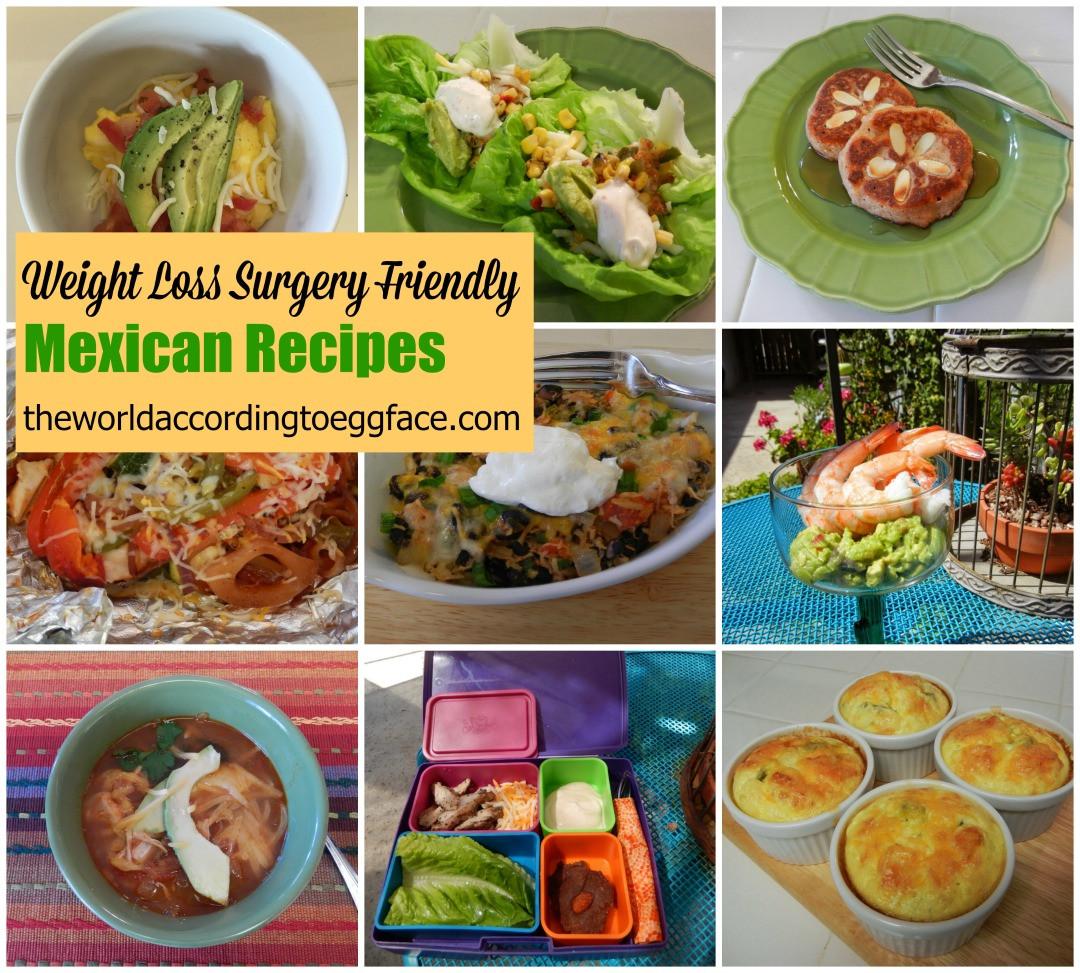 Bariatric Breakfast Recipes Weight Loss Surgery  theworldaccordingtoeggface Cinco de Mayo Favorite Recipes