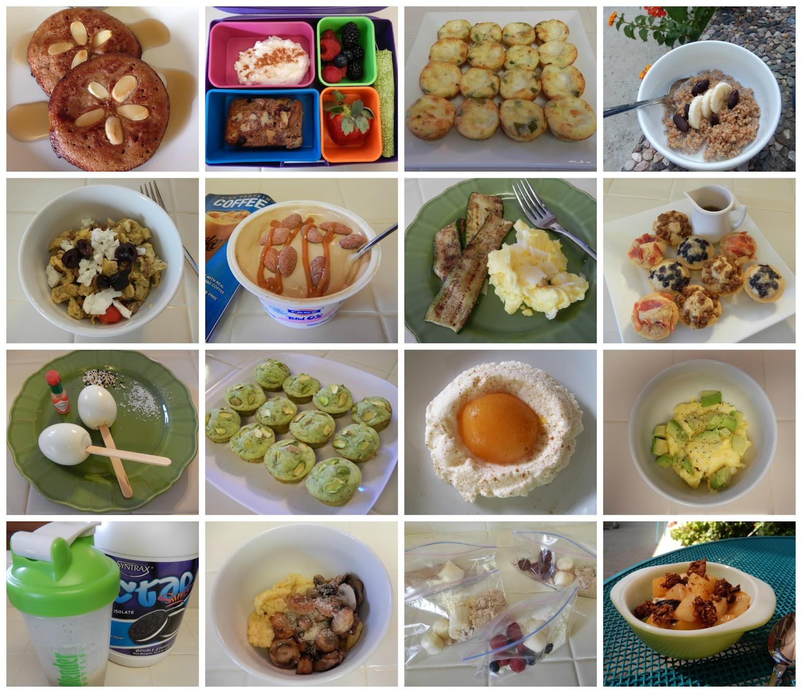 Bariatric Breakfast Recipes Weight Loss Surgery  theworldaccordingtoeggface Oodles of Healthy Breakfast Ideas