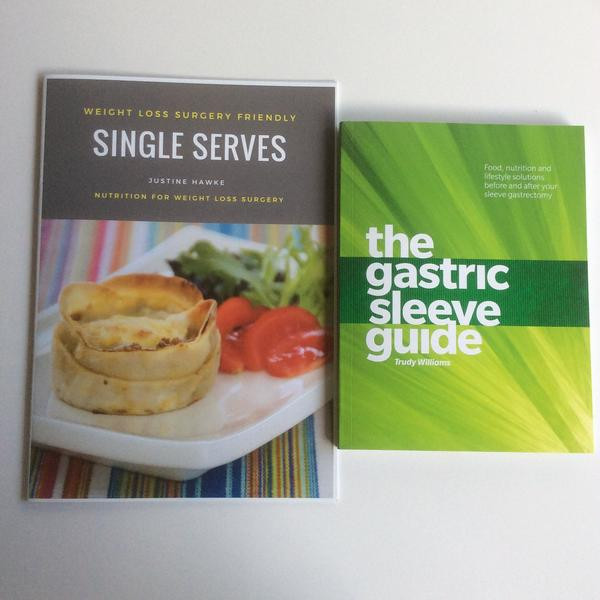 Bariatric Recipes Sleeve Protein Weight Loss Surgery  The Gastric Sleeve Guide Weight Loss Surgery Recipe Book