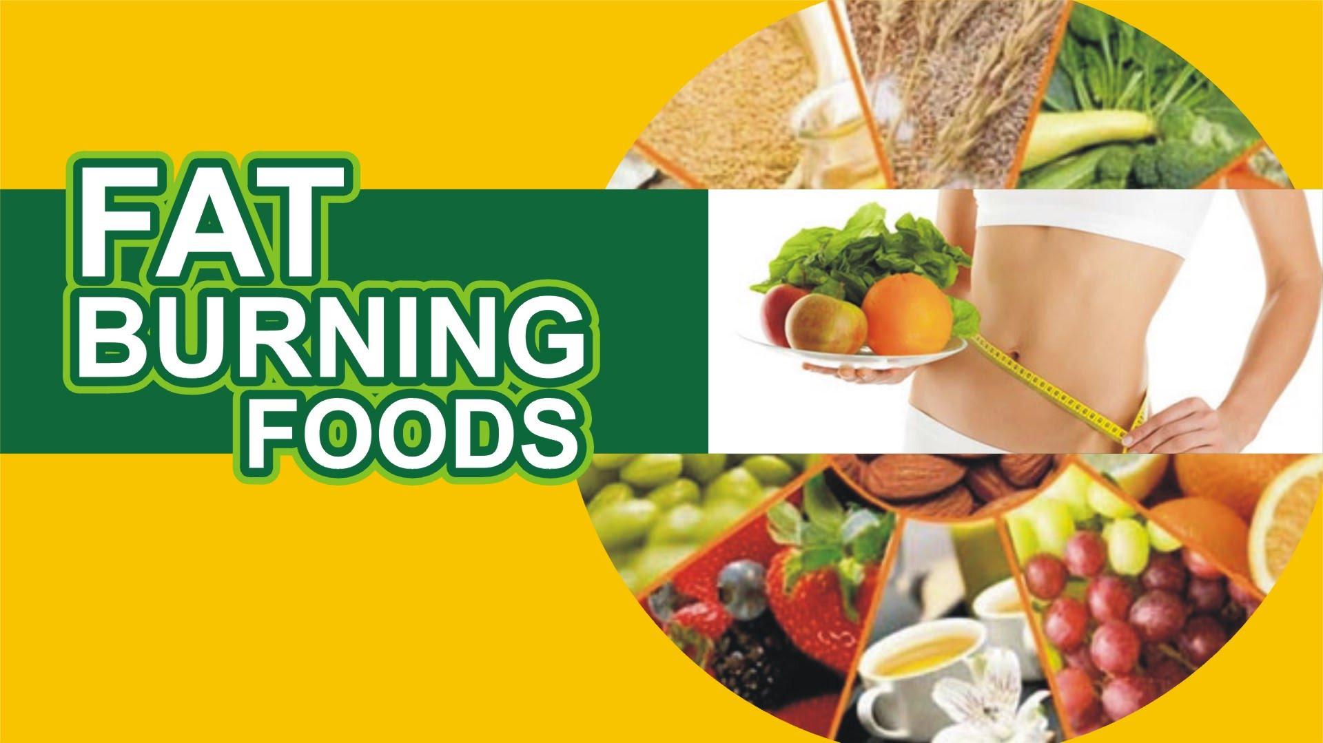Best Fat Burning Foods  Five Best Fat Burning Foods to Eat