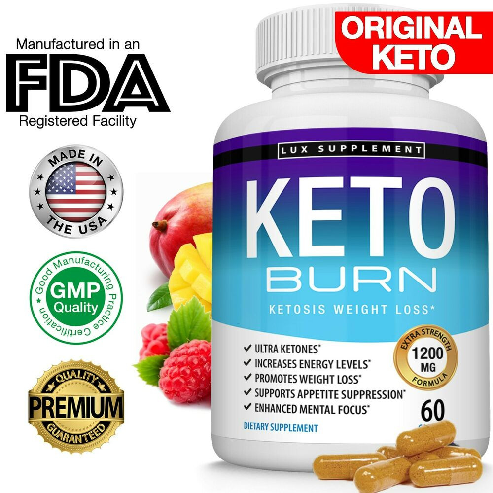 Best Keto Fat Burning Foods  Keto BURN Diet Pills 1200 MG Ketosis Weight Loss