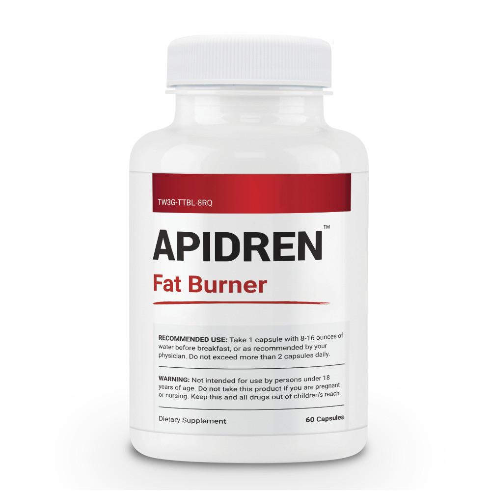 Best Weight Loss Supplements  Apidren Best Diet Pills for Weight Loss Fat Burner