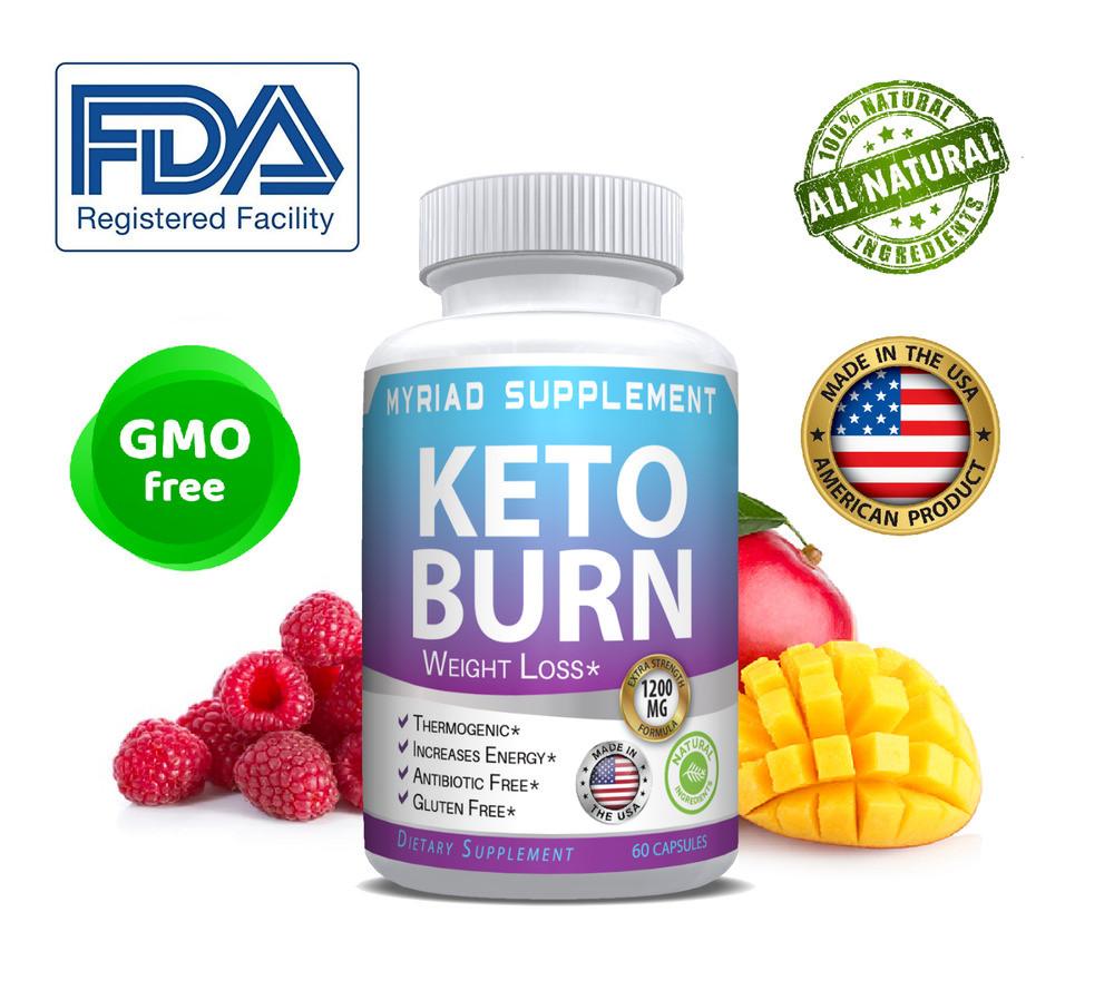 Best Weight Loss Supplements  Keto Burn Diet Pills 1200 MG Best Ketosis Advanced Weight