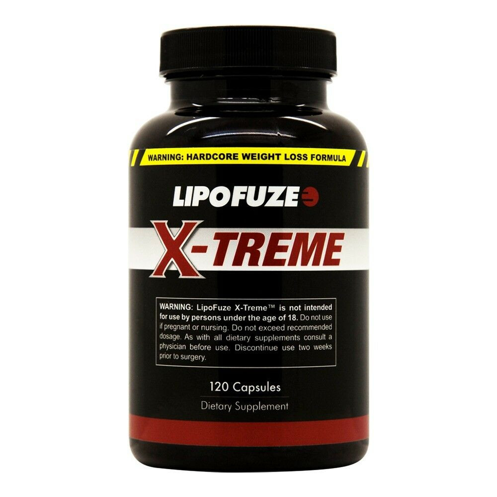 Best Weight Loss Supplements  Lipofuze Xtreme Top Weight Loss Pills for Hardcore Fat