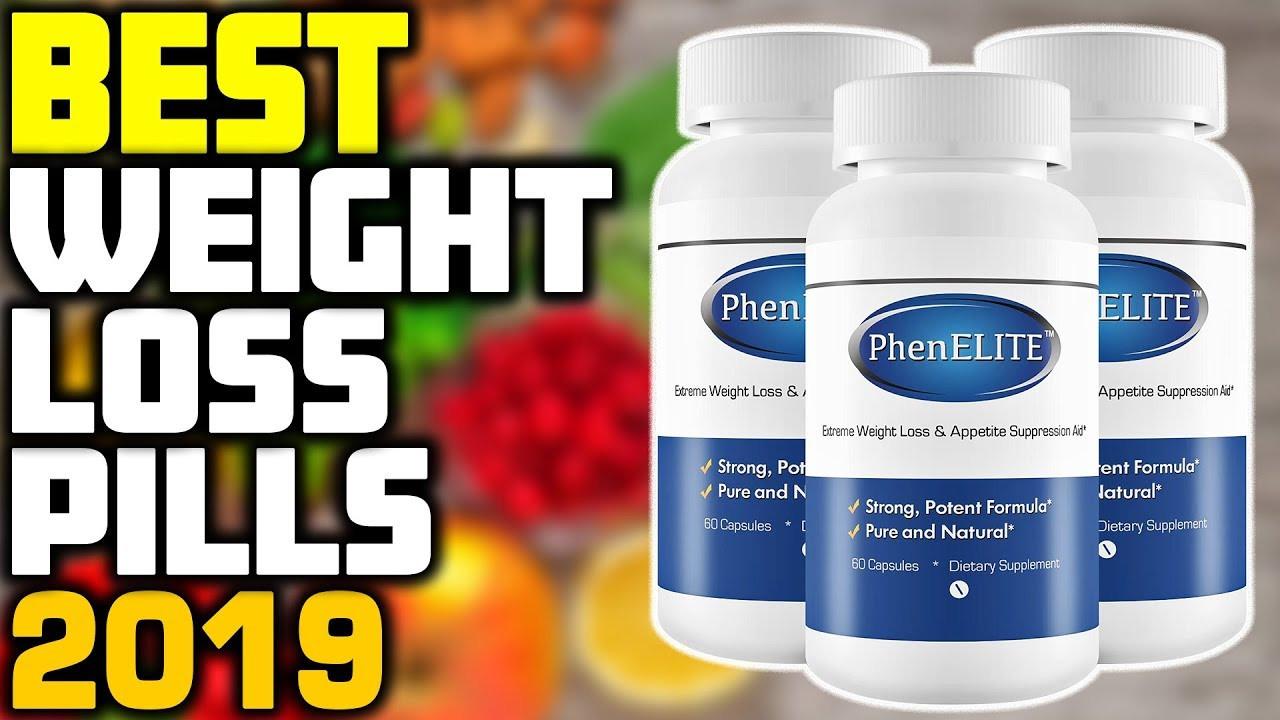 Best Weight Loss Supplements  Best Weight Loss Pills in 2019