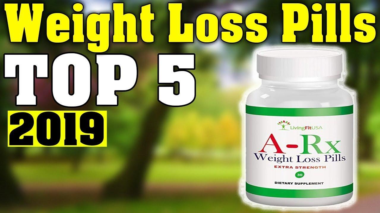 Best Weight Loss Supplements  TOP 5 Best Weight Loss Pills 2019