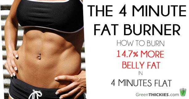 Burn Belly Fat At Night  How to Burn 14 More Belly Fat in 4 Minutes Flat
