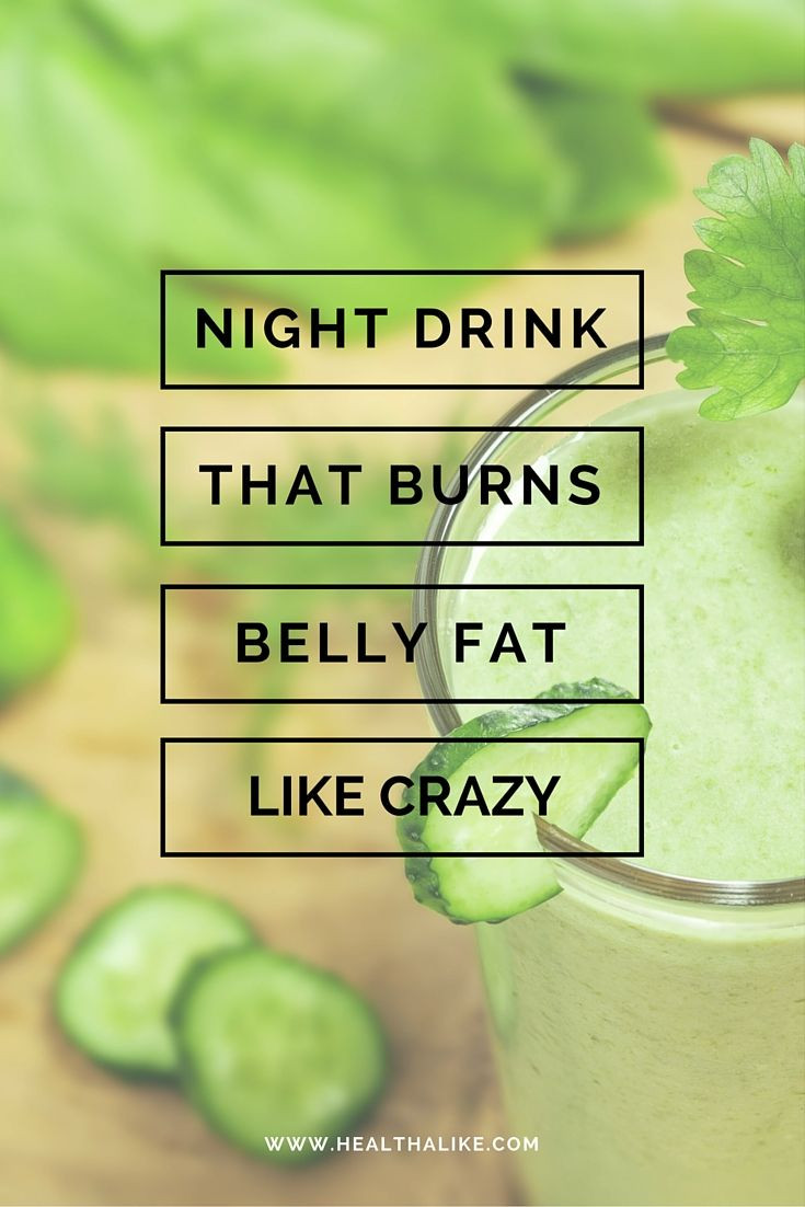 Burn Belly Fat At Night  Knee Pain Symptoms Night Drink That Burns Belly Fat Like
