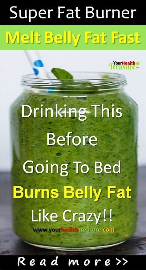 Burn Belly Fat At Night  Pin on better me