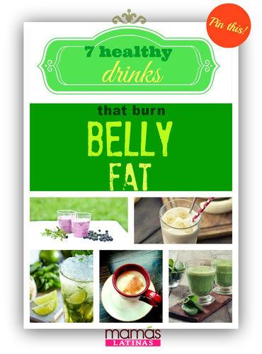 Burn Belly Fat Fast Drink  7 Healthy drinks that burn belly fat FAST RECIPES