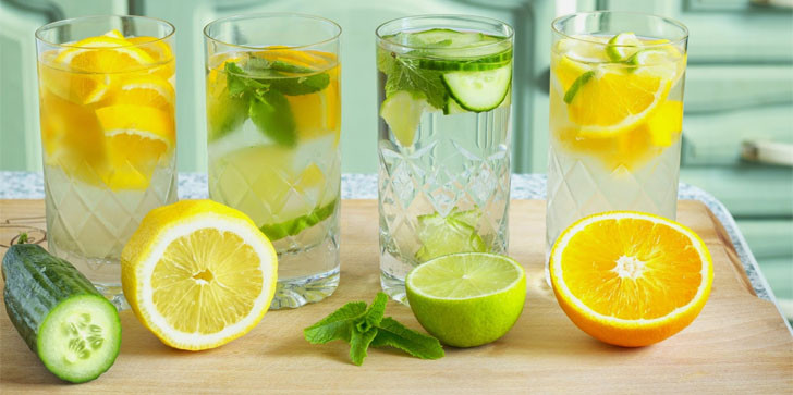 Burn Belly Fat Fast Drink  9 Homemade Drinks to Burn Calories IntReviews
