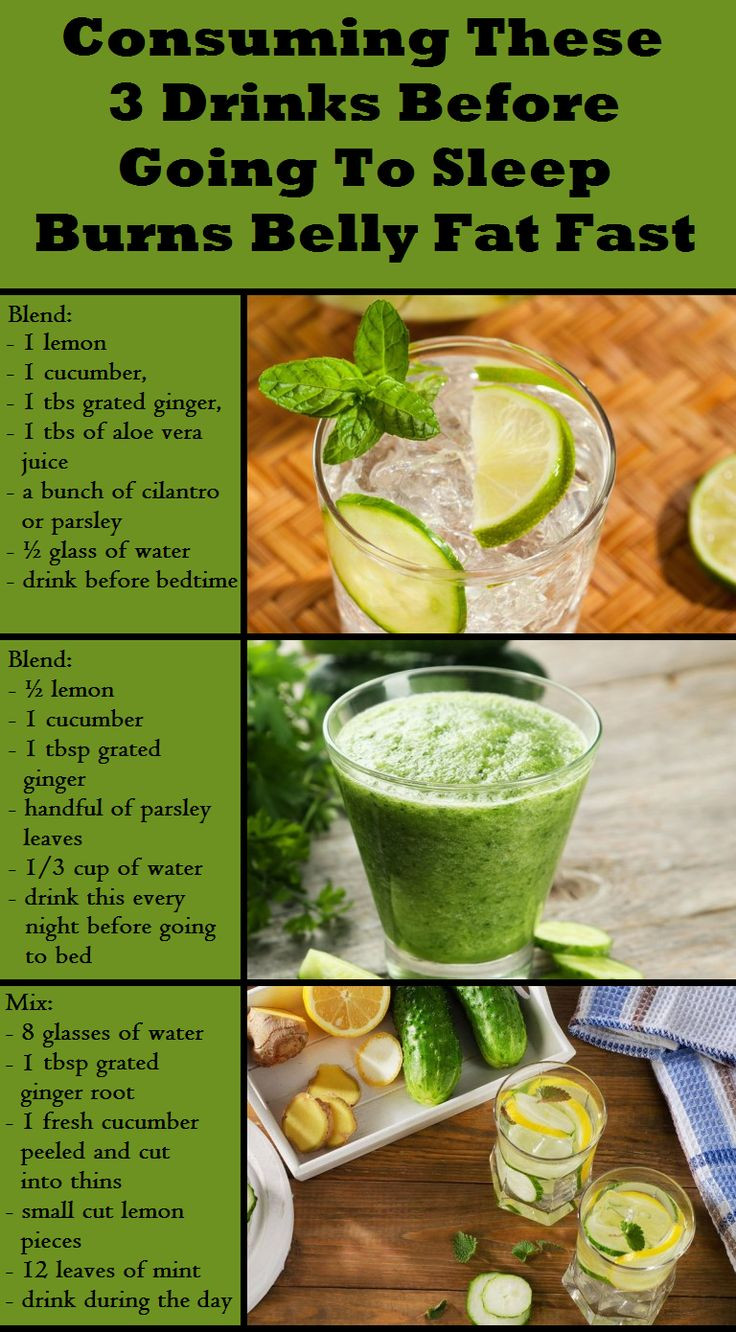 Burn Belly Fat Fast Drink  1000 images about Diet on Pinterest