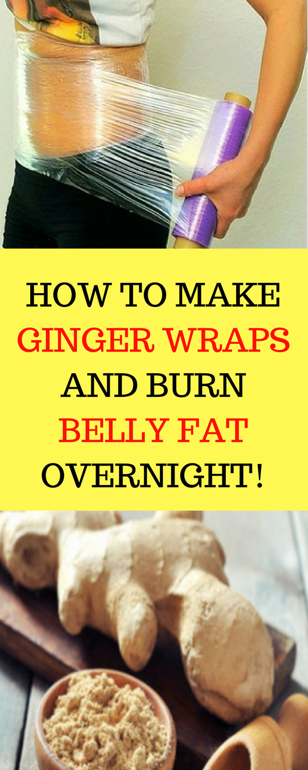 Burn Belly Fat Fast Wrap  Pin on Weight Loss & Diet