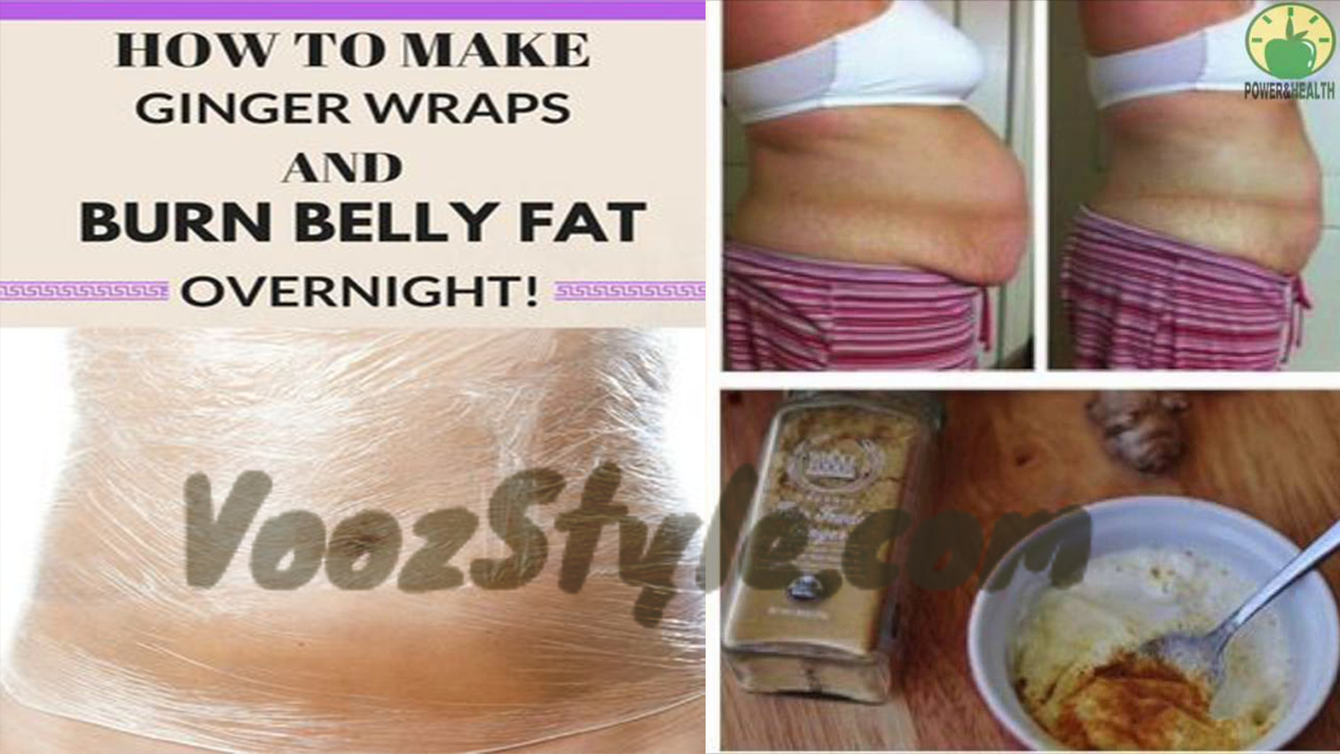 Burn Belly Fat Fast Wrap  Pin on Lose Belly Fat
