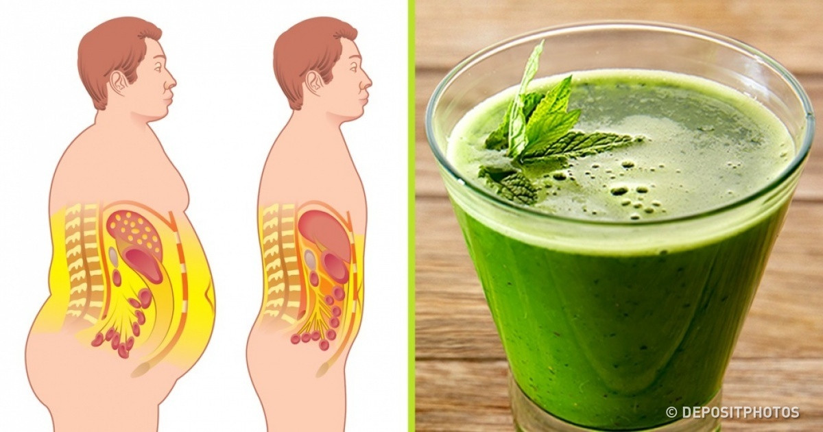 Burn Belly Fat For Men Drinks  ViralityToday Drinking These Before Going to Bed Will