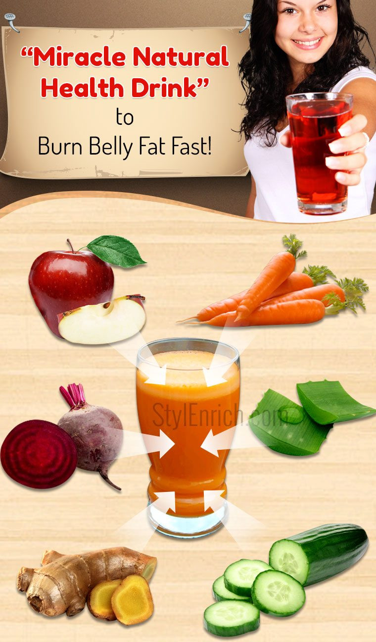 Burn Belly Fat For Men Drinks  How To Burn Belly Fat With Amazing & Healthy Weight Loss