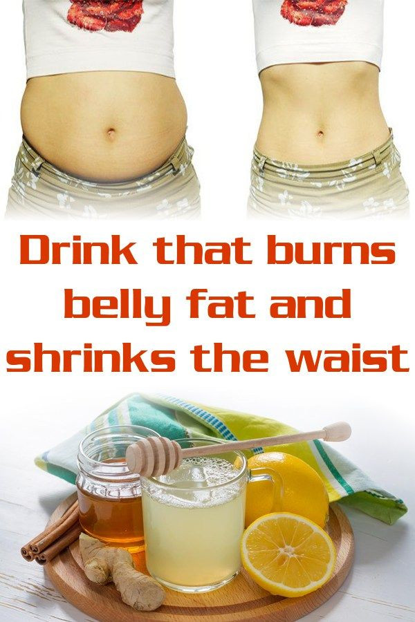 Burn Belly Fat For Men Drinks  Pin on Food