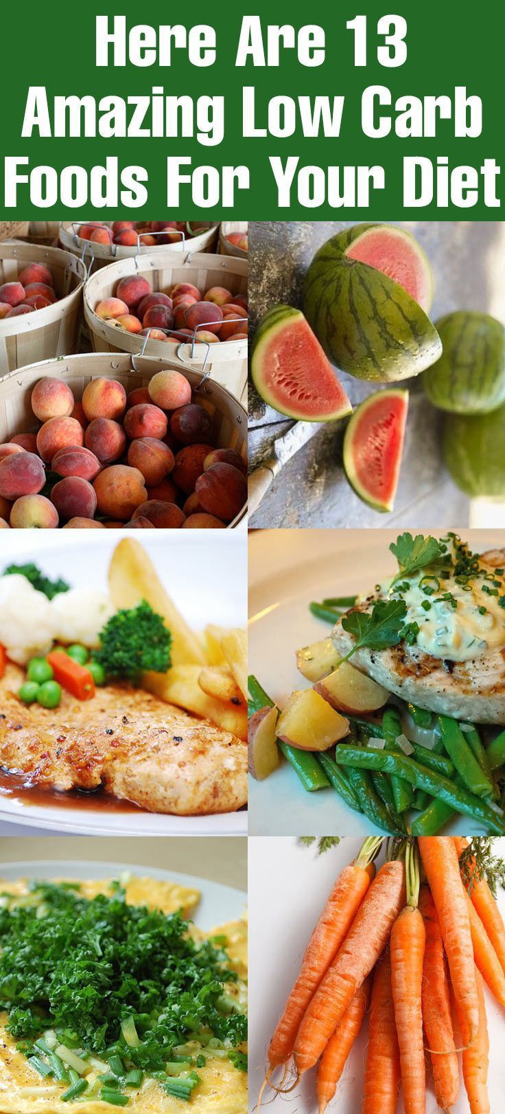 Carbohydrates Food List Low Carb Diets  49 best Low Carb images on Pinterest