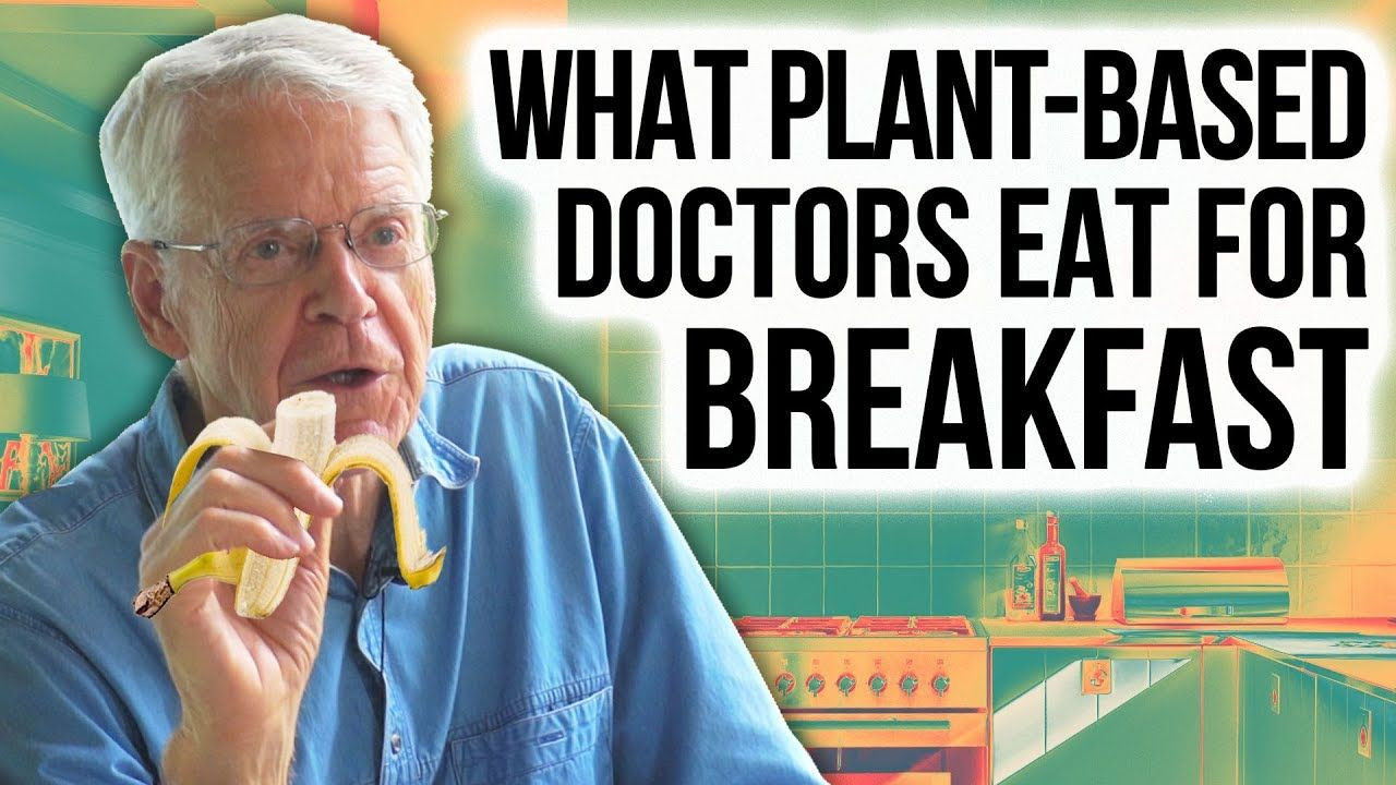 Dr Esselstyn Recipes Plant Based Diet  WHAT I EAT FOR BREAKFAST Dr Esselstyn & Other Plant