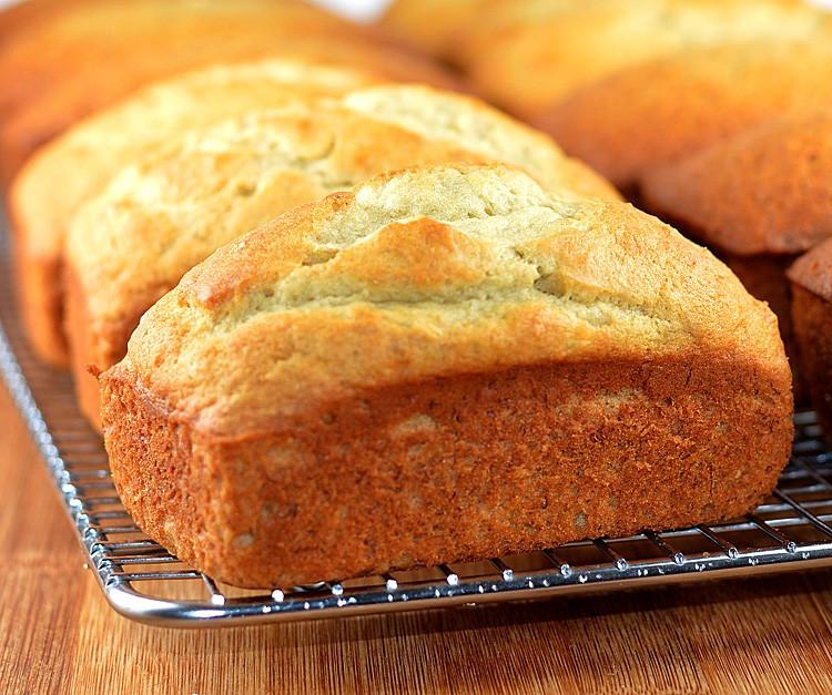 Easy Vegan Banana Bread  Easy Vegan Banana Bread Recipes TheVegLife