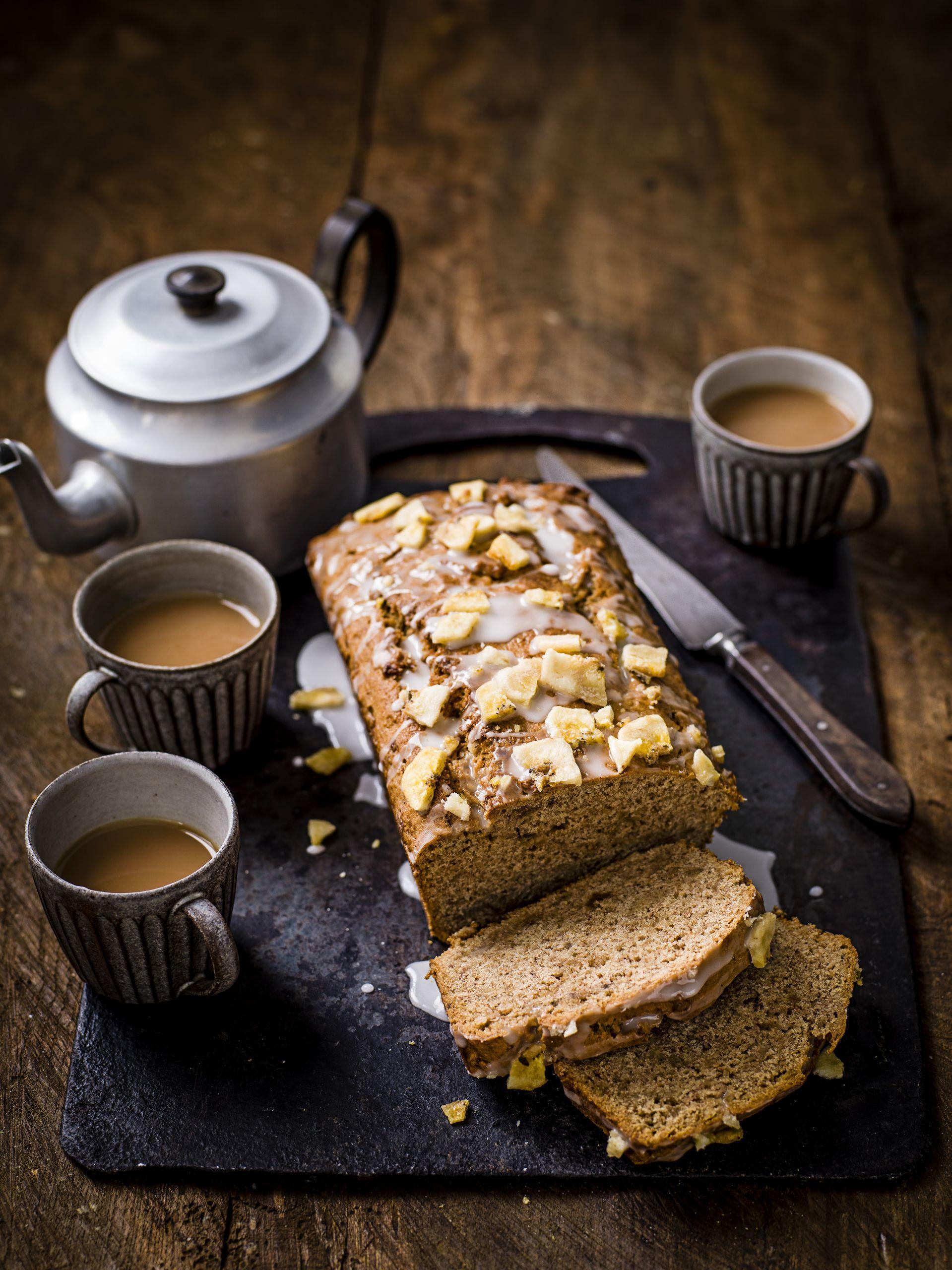Easy Vegan Banana Bread  Easy Vegan Banana Bread Recipe olive magazine