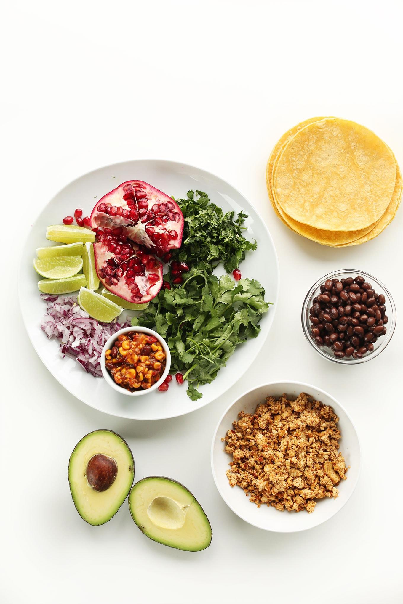 Easy Vegan Breakfast  Meal Prep Recipes Breakfast Fit Foo Finds