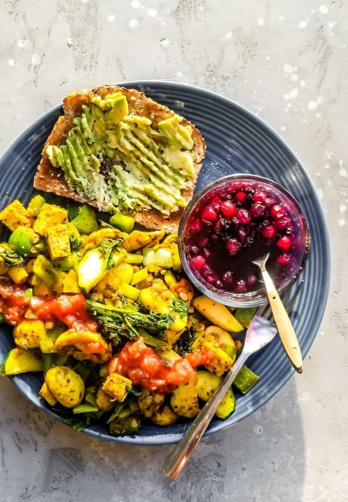 Easy Vegan Breakfast  Easy Healthy Vegan Breakfast Recipes Running on Real Food