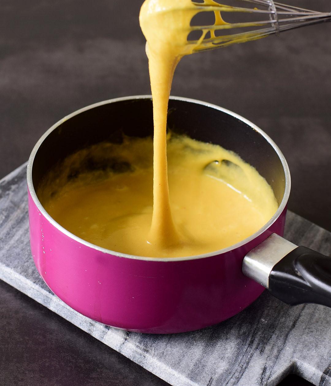 Easy Vegan Cheese Sauce  Easy Vegan Cheese Sauce Recipe