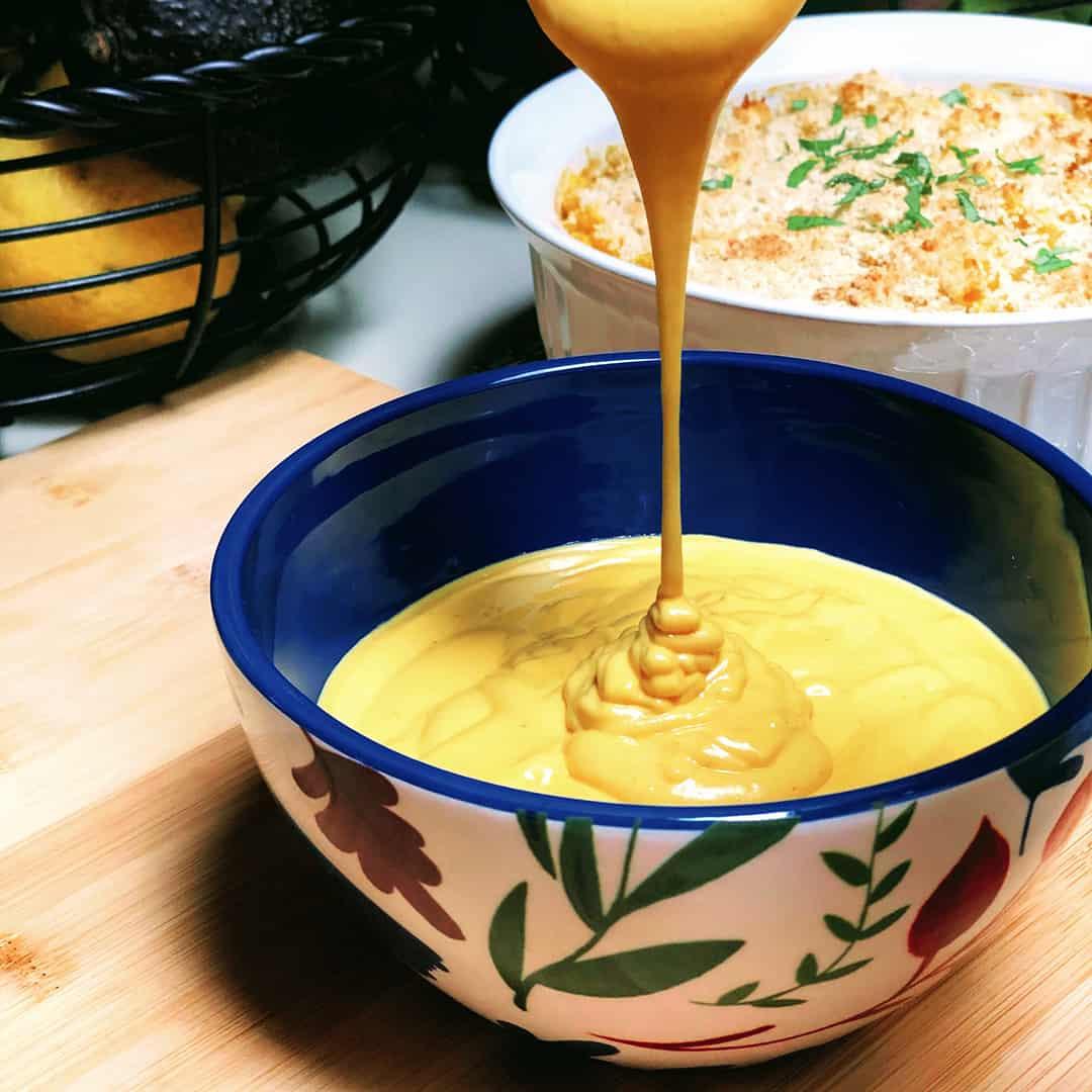 Easy Vegan Cheese Sauce  Easy Vegan Cheese Sauce The Carrot Underground