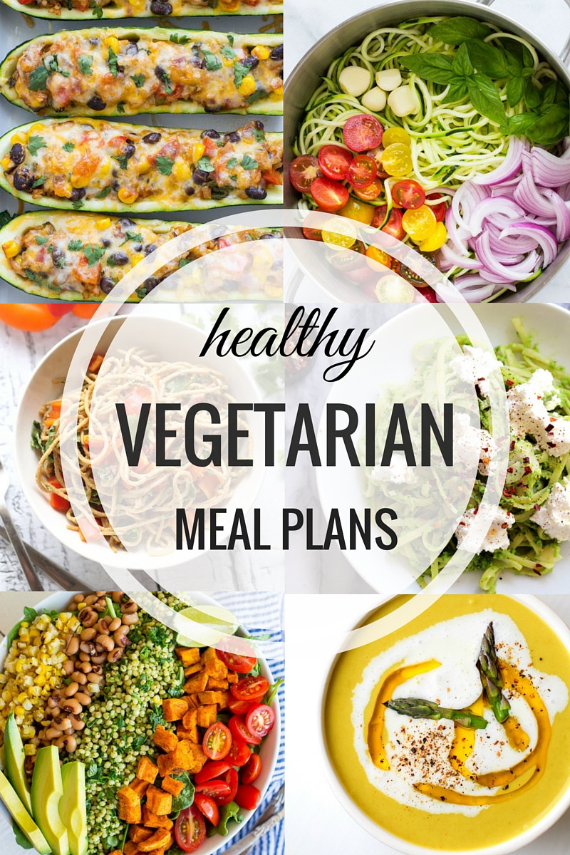 Easy Vegan Plan  Healthy Ve arian Meal Plan Week of 7 9 16 Hummusapien