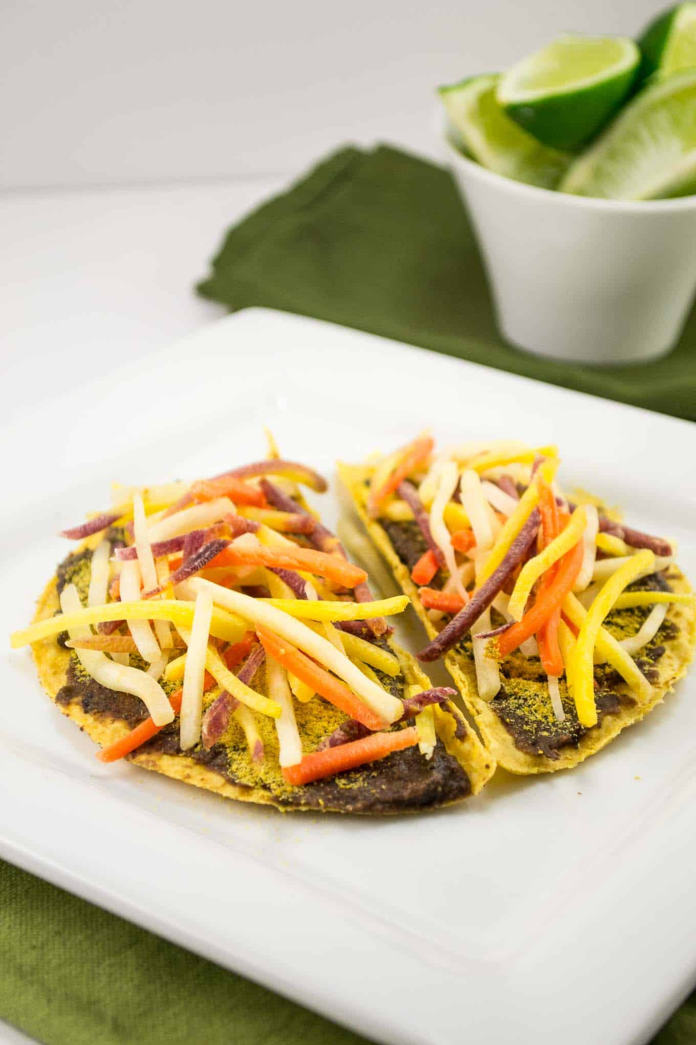 Easy Vegan Tacos  Quick & Easy Vegan Tacos Build Your Bite