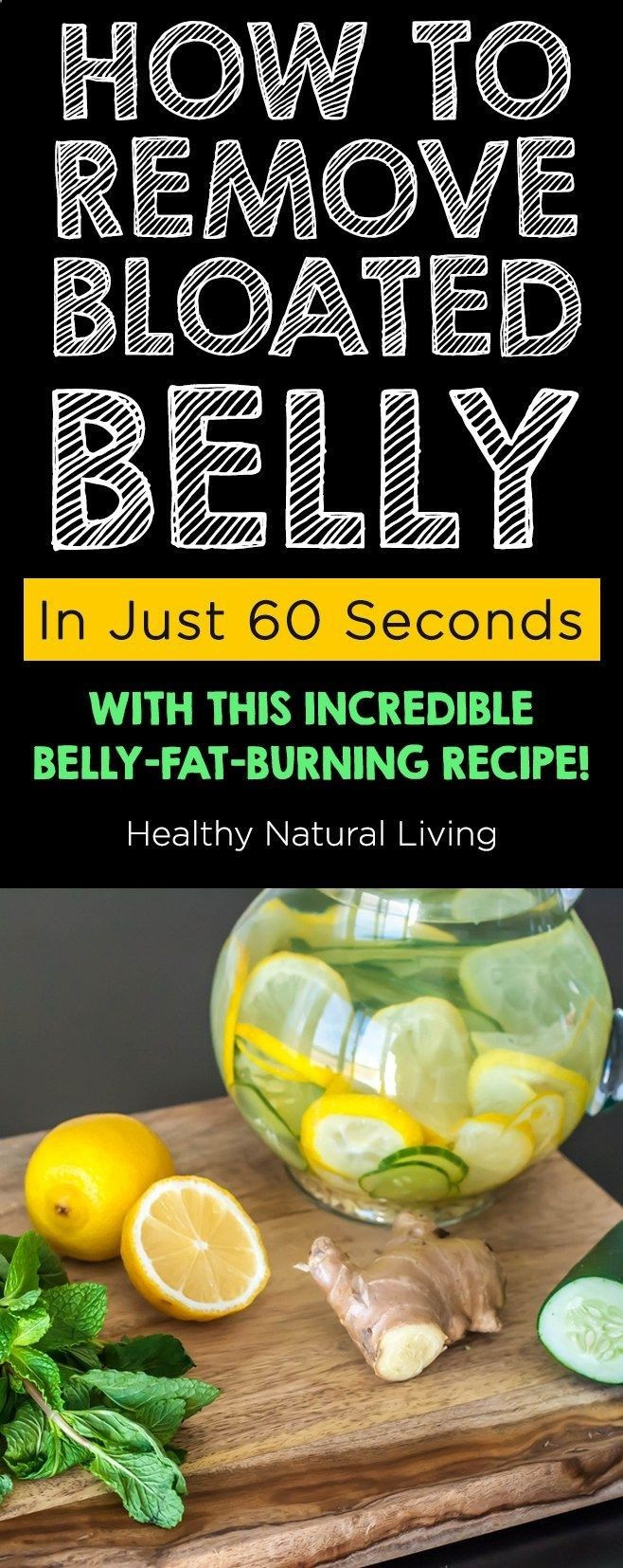 Fat Burning Foods Belly Drinks  Pin by Jenny Anne Davis on Bloating Relief