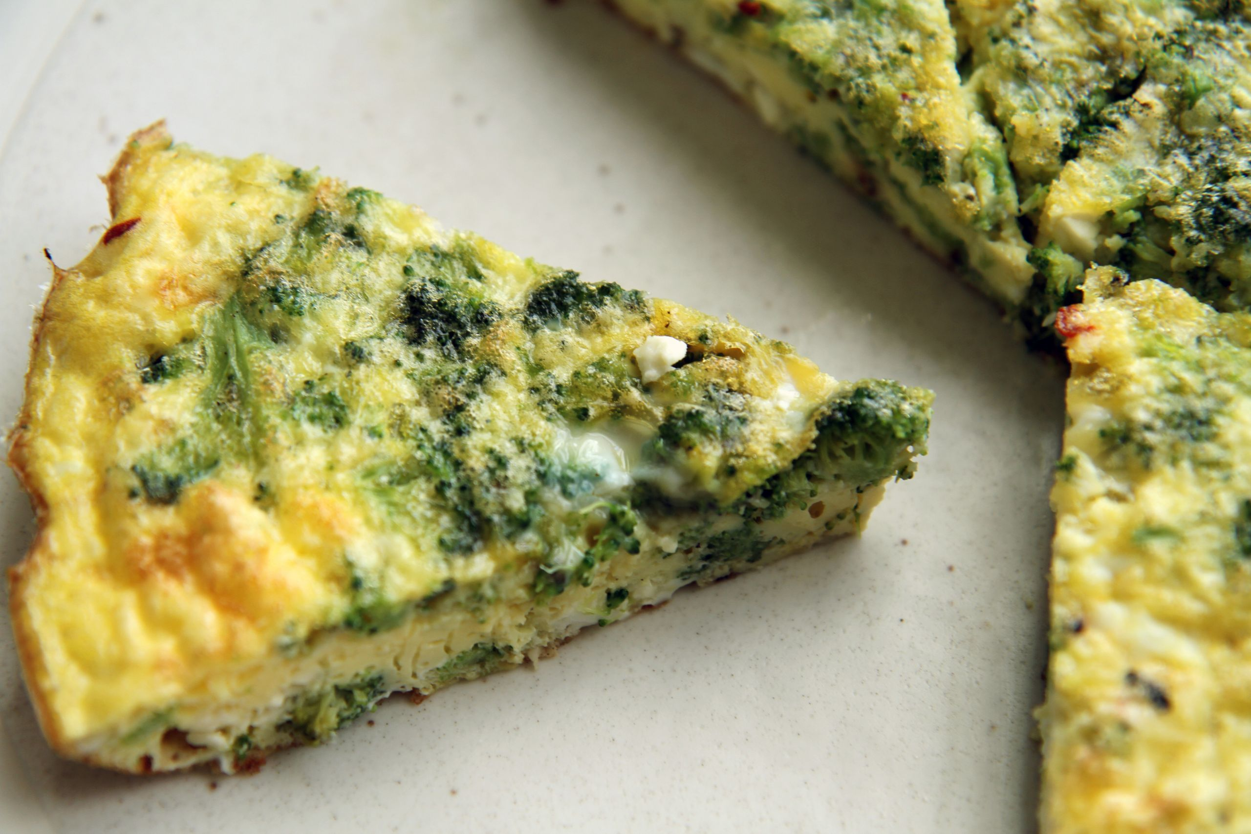 Fat Burning Foods Belly Recipes  Belly Fat Burning foods Broccoli & Feta Omelet with Toast