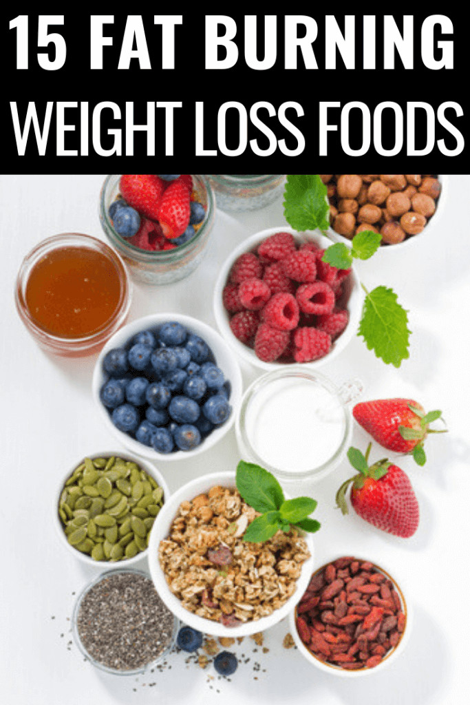 Fat Burning Foods Losing Weight 10 Pounds  15 Fat Burning Weight Loss Foods You Should Be Eating