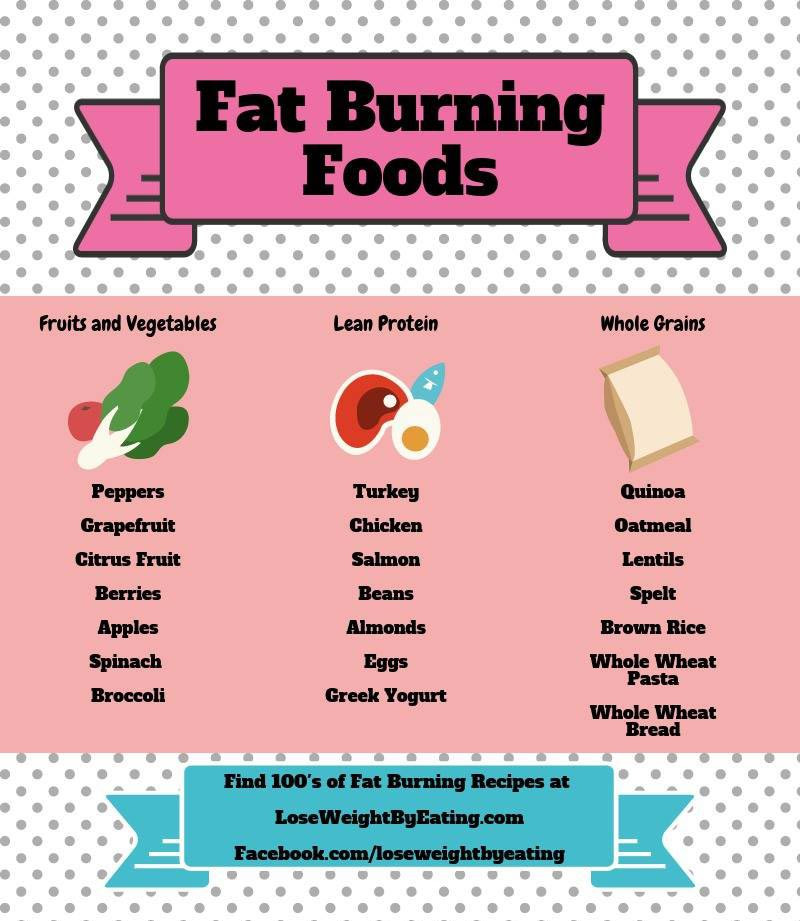 Fat Burning Foods Losing Weight Metabolism  How to Lose Weight by Eating The Clean Eating Diet Plan