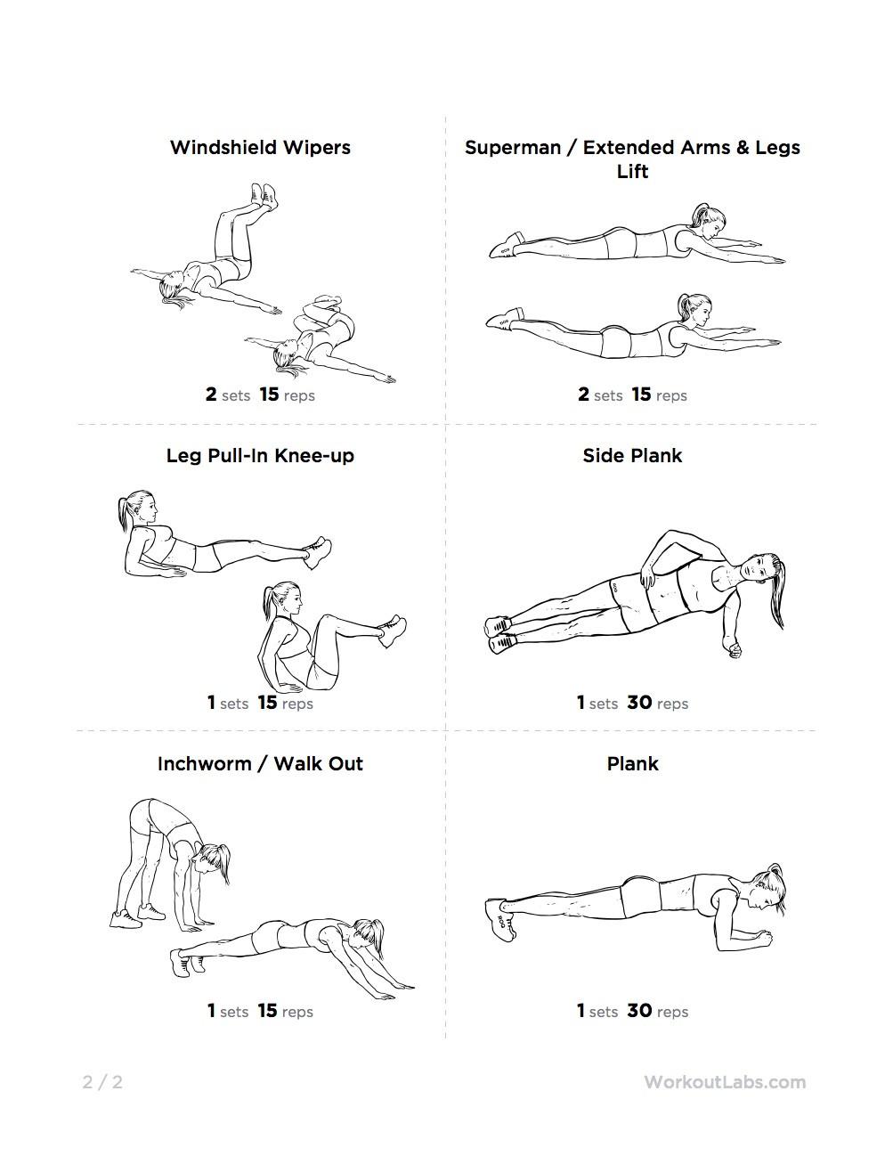Fat Burning Workout At Home Flat Stomach  Flat Stomach Belly Fat Blaster at Home Workout for Men & Women
