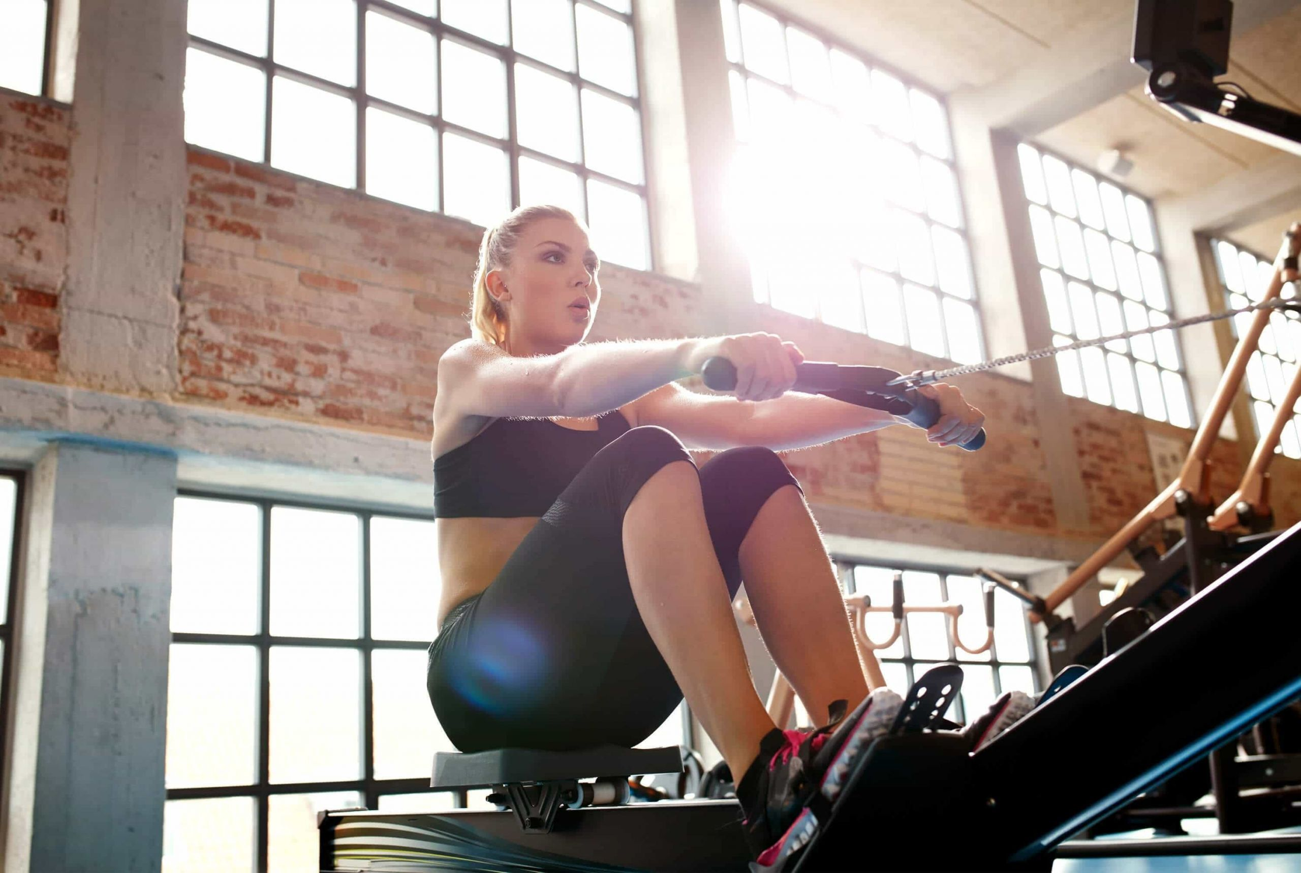 Fat Burning Workout At The Gym Lose Belly  How to Burn Belly Fat According to Exercise Live Enhanced