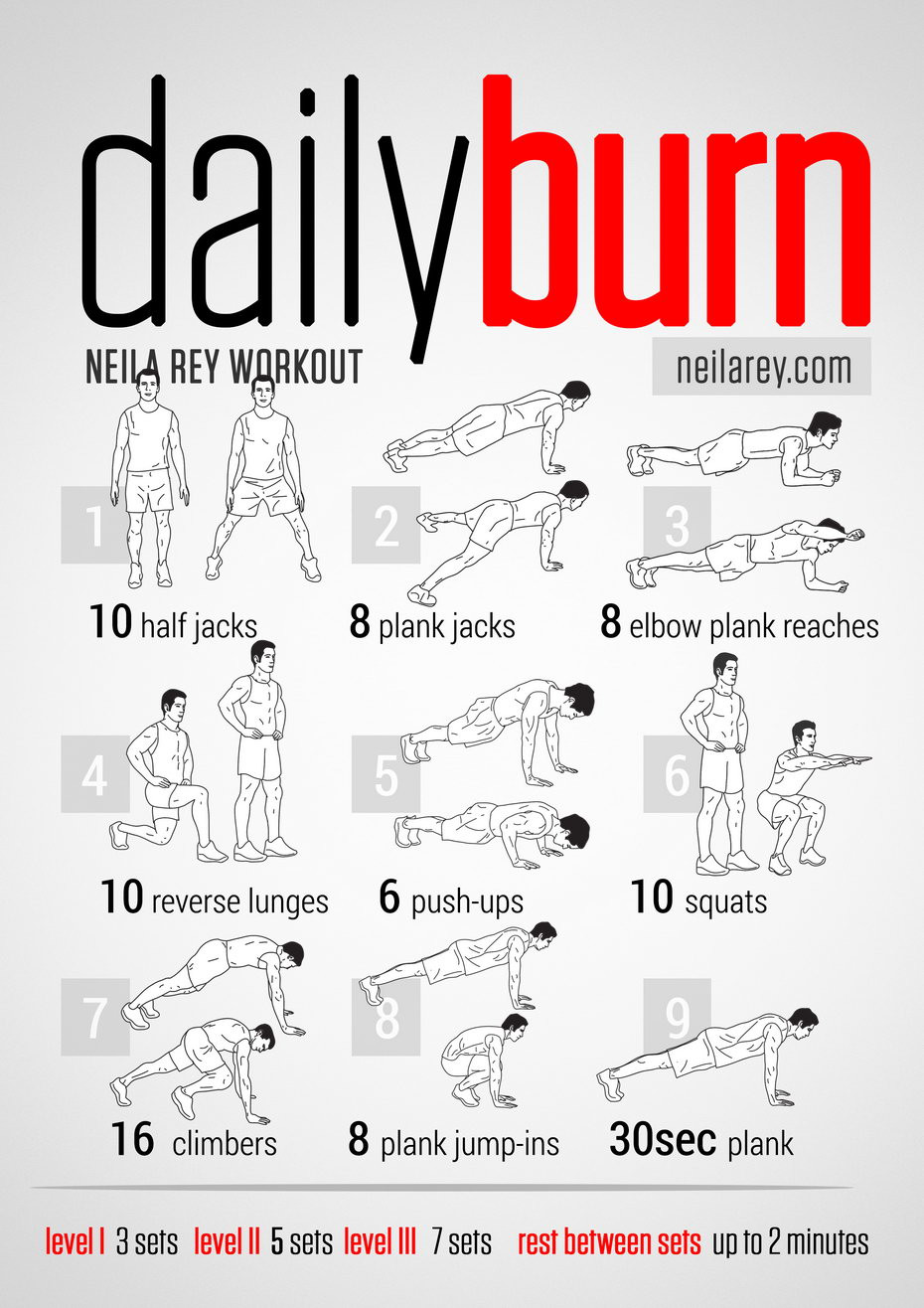Fat Burning Workout For Men Full Body  24 Full Body Weight Loss Workouts That Will Strip Belly