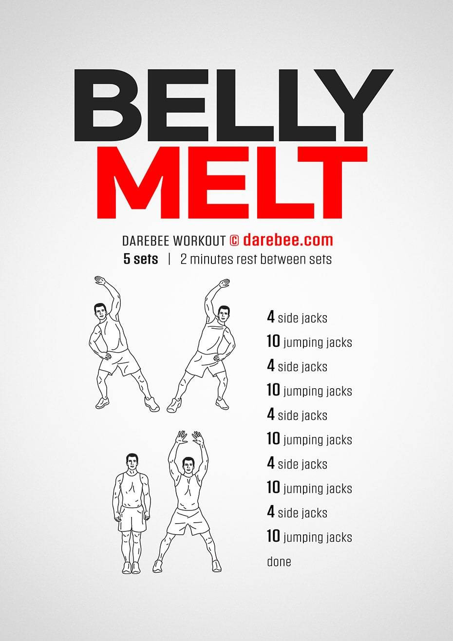 Fat Burning Workout For Men  51 Fat Burning Workouts That Fit Into ANY Busy Schedule
