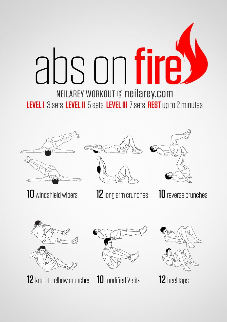 Fat Burning Workout For Men  Pin on workouts