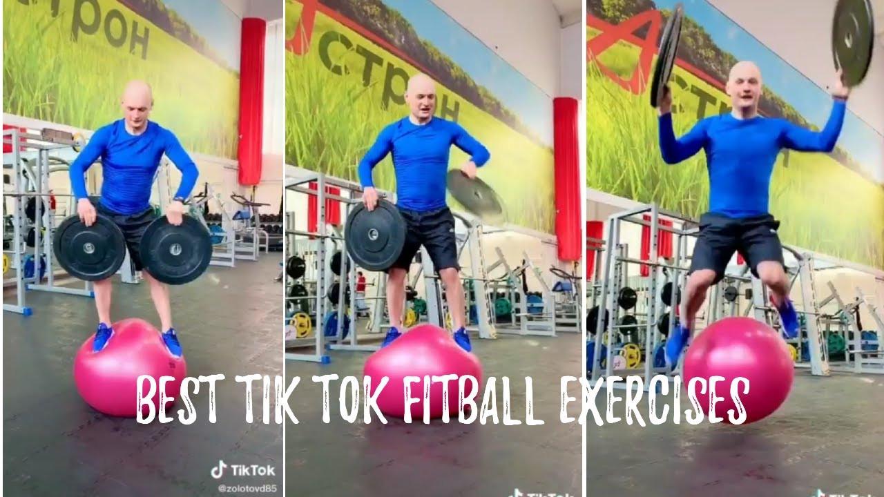 Fat Burning Workout Tiktok  The Best Tik Tok Fitness Fat Burning Exercises Workout