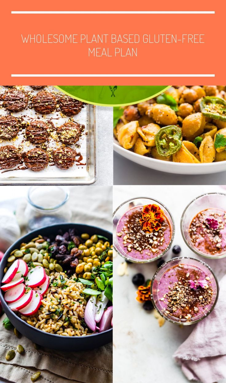 Gluten Free Plant Based Diet  Plant Based Gluten Free Meal Plan plant based t meal