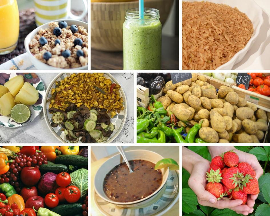 Going Vegan Plan  46 lbs Weight Loss with a Vegan Diet Plan┃Week 2 Cuban