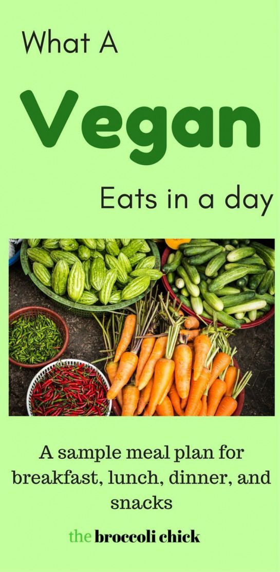 Going Vegan Plan  What a vegan eats in a day A sample meal plan of what I