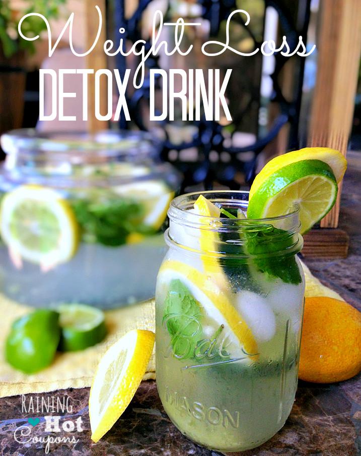 Green Tea Weight Loss Drink Detox Waters  Weight Loss Detox Drink Recipe